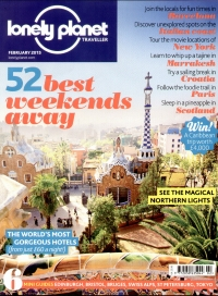 2015 - Lonely Planet